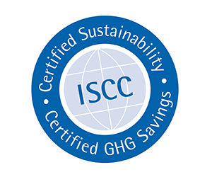ISCC Certified Sustainability